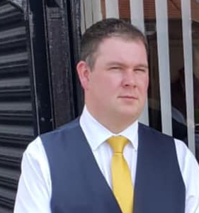 Richard Bird funeral director Gosforth Newcastle upon Tyne